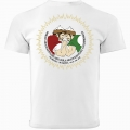 World Arm Championship T-Shirt White # Armwrestling Shop # Armpower.net