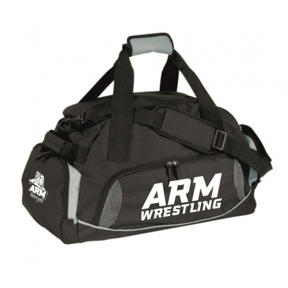 Armwrestling TRAINING BAG- gray # Armwrestling Shop # Armpower.net