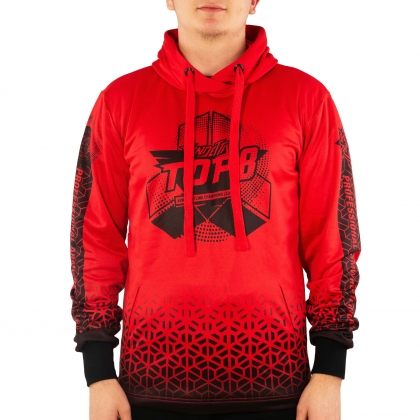 Sweatshirt Vendetta Top 8- red # Armwrestling Shop # Armpower.net