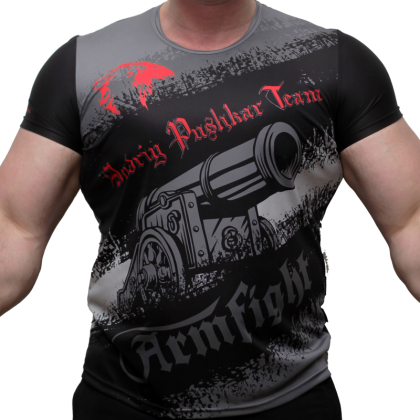 ARMFIGHT RASHGUARD - Pushkar Team # Armwrestling Shop # Armpower.net