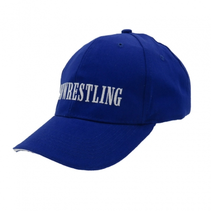 BASEBALL CAP - blue # Armwrestling Shop # Armpower.net