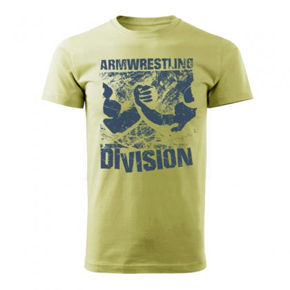 ARMWRESTLING DIVISION - green # Armwrestling Shop # Armpower.net