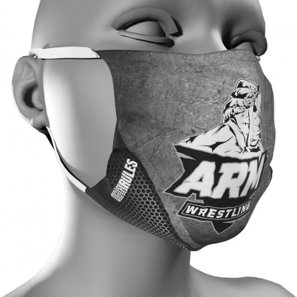Protective face mask ARM 1 # Armwrestling Shop # Armpower.net