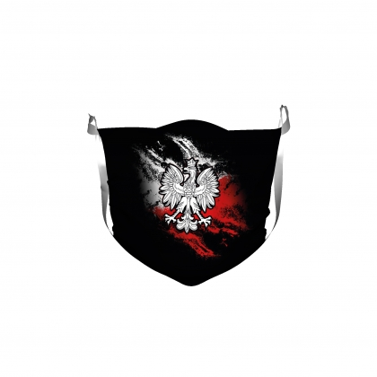 Protective face mask POLAND # Armwrestling Shop # Armpower.net