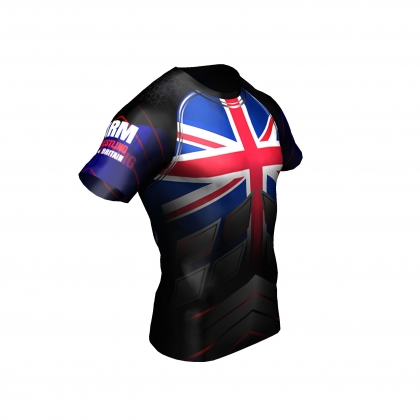 Great Britain Kingdom t-shirt # Armwrestling Shop # Armpower.net