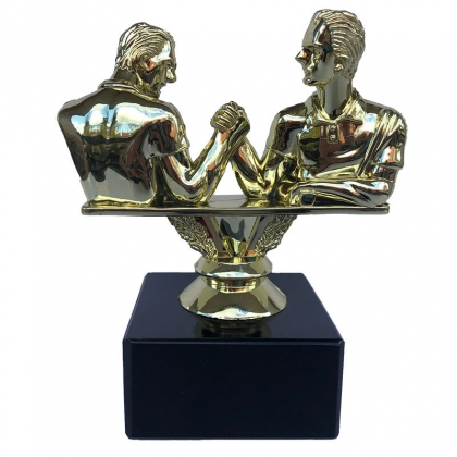 ARMWRESTLING STATUE ON STONE # Armwrestling Shop # Armpower.net