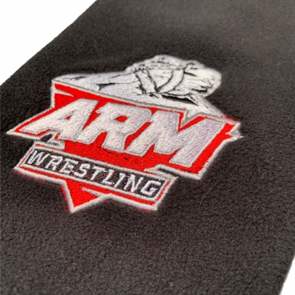 Warming sleeve ARMWRESTLING- black # Armwrestling Shop # Armpower.net