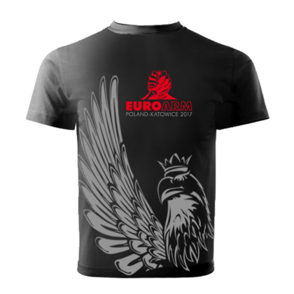 EUROARM POLAND 2017 - black # Armwrestling Shop # Armpower.net