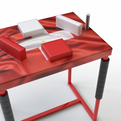Armwrestling table - Switzerland # Armwrestling Shop # Armpower.net