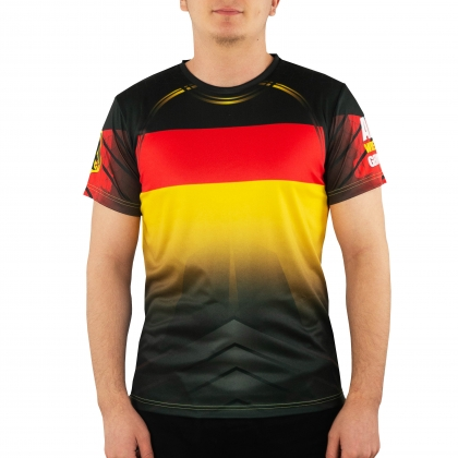 Team Germany - t-shirt # Armwrestling Shop # Armpower.net