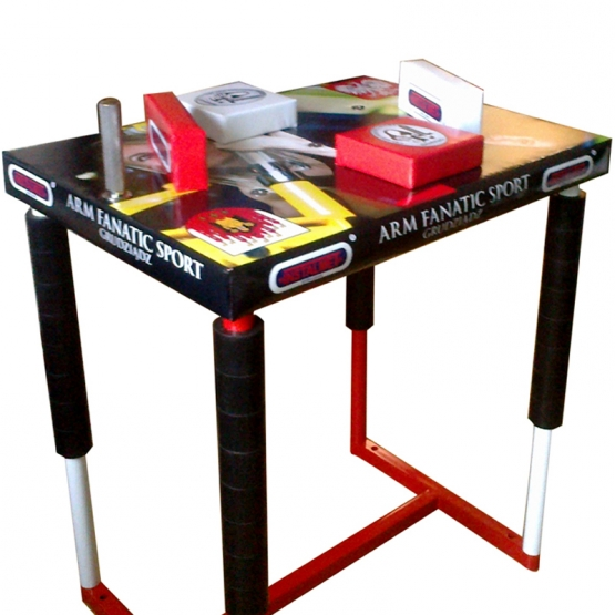 Armwrestling table – own design # Armfight.eu