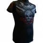 Rashguard for women Skulls Guns N Roses # Armwrestling Shop # Armpower.net