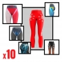 SUBLIMED LEGGINS WITH YOUR PRINT 10 PCS # Armwrestling Shop # Armpower.net