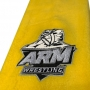 Warming sleeve ARMWRESTLING- yellow # Armwrestling Shop # Armpower.net