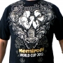 NEMIROFF 2012 T-SHIRT by ARMFIGHT– BLACK # Armwrestling Shop # Armpower.net