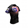 Team Malaysia-  t-shirt # Armwrestling Shop # Armpower.net