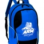 Sports backpack ARMWRESTLING- BLUE # Armwrestling Shop # Armpower.net
