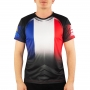 Team France - t-shirt # Armwrestling Shop # Armpower.net