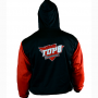 Top8 hooded sweatshirt - limited edition # Armwrestling Shop # Armpower.net