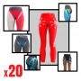 SUBLIMED LEGGINS WITH YOUR PRINT 20 PCS # Armwrestling Shop # Armpower.net