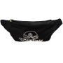 BLACK WAISTPACK WITH EMBROIDERY # Armwrestling Shop # Armpower.net