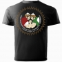 World Arm Championship T-Shirt Black # Armwrestling Shop # Armpower.net