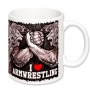 I LOVE ARMWRESTLING MUG # Armwrestling Shop # Armpower.net